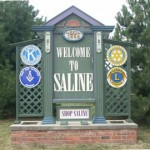 Saline, Michigan welcome