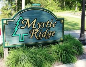 Mystic Ridge in Dexter entry