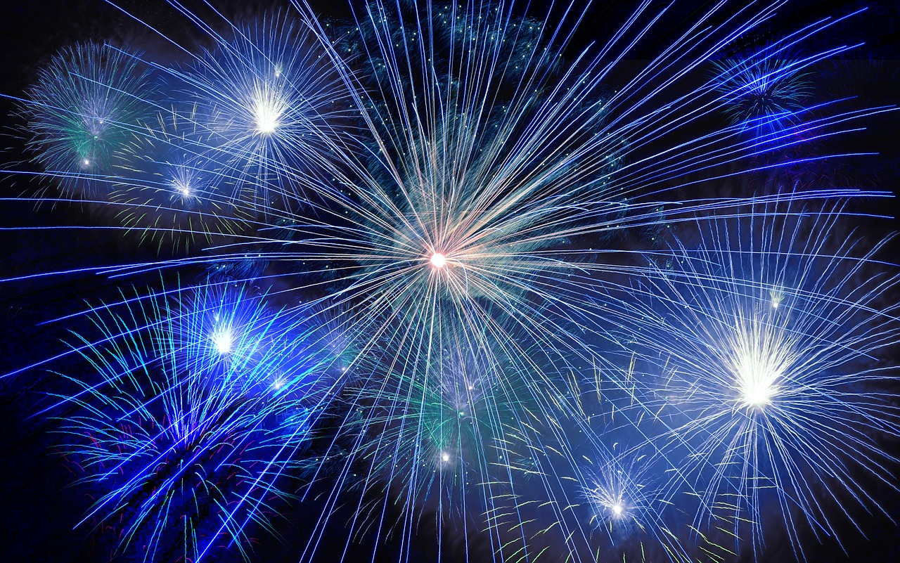 Dexter mi fireworks