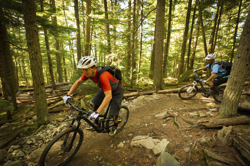 mountain biking and other recreational activities in ann arbor
